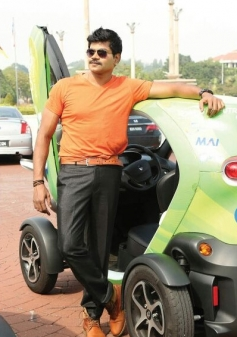 Vinod Prabhakar in Tyson