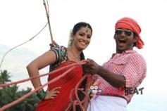 Vishal and Varalaxmi Sarathkumar