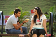 Arya & Anushka Shetty
