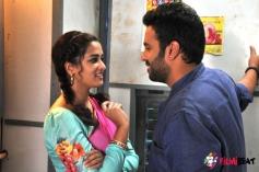 Nara Rohith & Nanditha