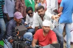 Pugazh Movie Working Stills