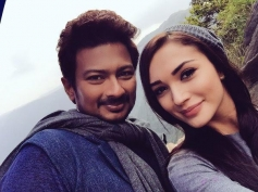 Udhayanidhi Stalin and Amy Jackson