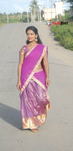 Actress Mamtha Ravath in Apsare