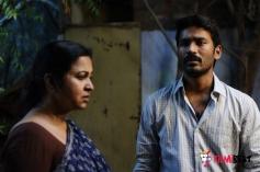 Dhanush & radhika