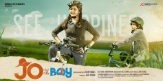 Jo and the Boy Poster