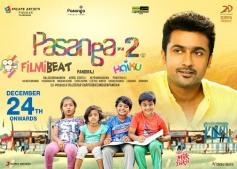 Pasanga 2 Movie Poster