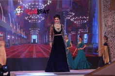 Raveen Tandon Walks the Ramp