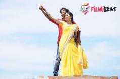 Rohith Almas & Aayisha in Leela Movie