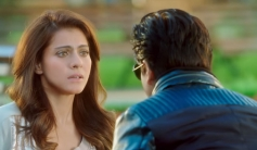 Shahrukh Khan & Dilwale in Dilwale