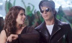 Shahrukh Khan & Kajol in Dilwale Tukur Tukur Song Still