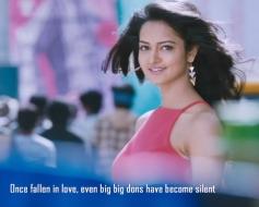 Shanvi Srivastava in Masterpiece
