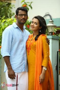 Vishal & Catherine Tresa