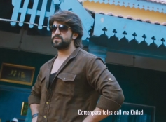 Yash in Masterpiece