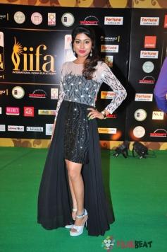 Akshara Singh at IIFA Utsavam Awards 2016