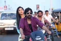 Anjali & Ravi Teja in Tamil movie Yevanda