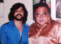 Arun Gowda with Ambarish