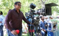 Dictator Movie Working Stills