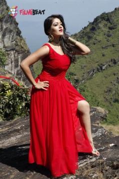 Meghana Raj in Bhujanga