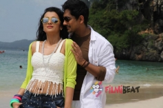 Trisha Krishnan and Siddharth