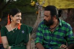Varalaxmi Sarathkumar and Sasikumar