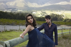 Aryan Shekawa & Ruhi Singh in Ishq Forever