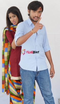 Kiran Raj & Shruthi Laya in Rangan Love Story