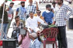 Krishna Gadi Veera Prema Gadha Movie Working Stills