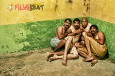 Rahul, Anatha Velu, Sundhar , Kishore in Kiragoorina Gayyaligalu