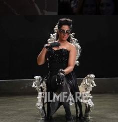 Riccha Chadda in Cabaret
