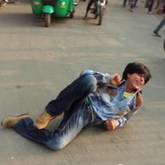 Shahrukh Khan in Fan Anthem Song