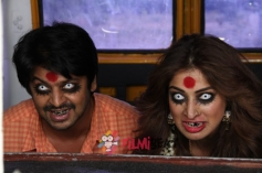 Srikanth and Raai Laxmi