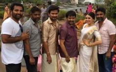 Manithan Movie Working Stills