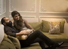 Nazriya Nazim Photoshoot With her Husband Fahadh Faasil