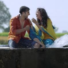 Randeep Hooda & Meenakshi Dixit in Yeh Laal Rang