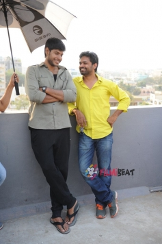 Run Movie Working Stills