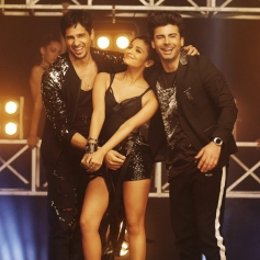 Sidharth, Alia & Fawad in Lets Nacho Song from Kapoor & Sons