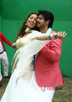 Srikanth & Raai Laxmi