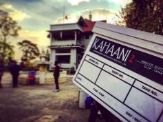 Kahaani 2 First Shoot
