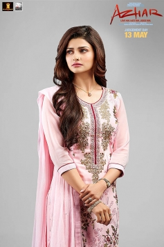 Prachi Desai Look in Azhar Movie