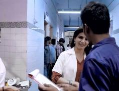 Samanth Ruth Prabhu On the Set of Theri