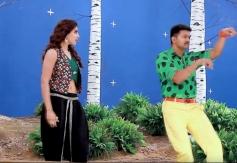 Samantha ruth Prabhu & Vijay On the Set of Theri