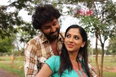 Supreeth & Neha Patil  in Hurdling