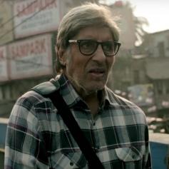 Amitabh Bachchan in Te3N