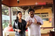 Prabhu & Ashna Zaveri in Meen Kuzhambum Mann Paanaiyum