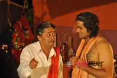 Ramesh Bhat in Banna Bannada Babhuku