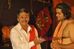 Ramesh Bhatt in Banna Bannada Babhuku