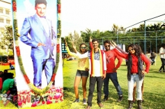 Rohith Almas And Aayisha In Leela Movie