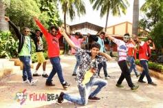 Rohith Almas In Leela Movie