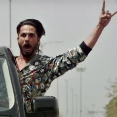 Shahid Kapoor in Chitta Ve song of Udta Punjab