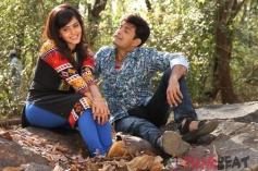 Sharan & Mayuri in Nataraja Service